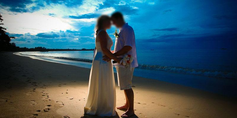Hochzeit im The Sarojin