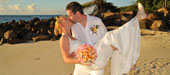 Heiraten am Strand im Castello Beach Hotel