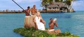 Heiraten am Strand im Warwick Fiji Resort & Spa