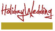 Logo HolidayWedding – Heiraten im Ausland